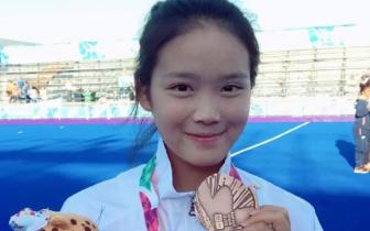 达州健儿助力中国队夺世界大赛季军!
