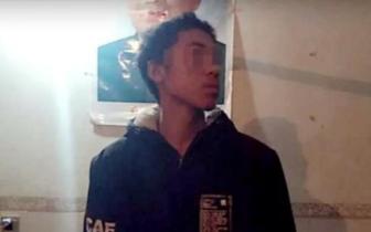 泸州男子偷完手机拍照发给失主 网友:没文化真可怕