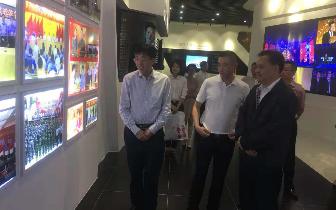 孝感市、区领导赴广东考察宜华集团