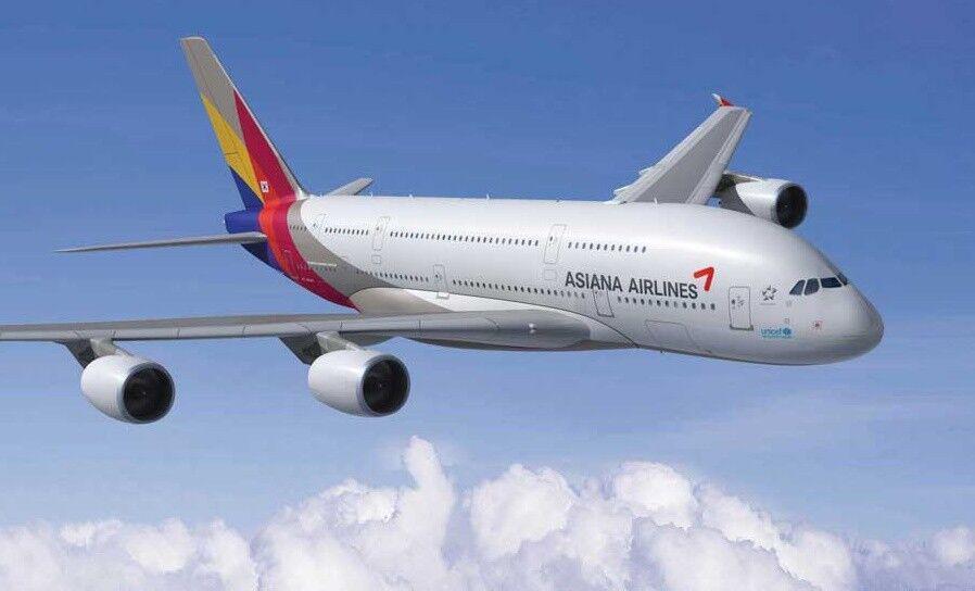 韩亚航空客机一7旬乘客突发心脏病逝世 飞机继续飞