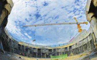 六个标段同时施工 城区饮用水取水工程改扩建项目快速推进