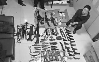枪支弹药|缴获枪支50支延边破获特大跨国走私枪支弹药案
