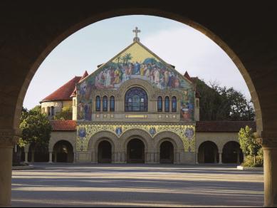 斯坦福大学 周成刚 摄