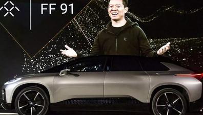 业内:贾跃亭在中国汽车市场已没戏