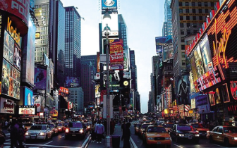 """无固定居所学业艰难 纽约""""游民学生""""人数创新高"""