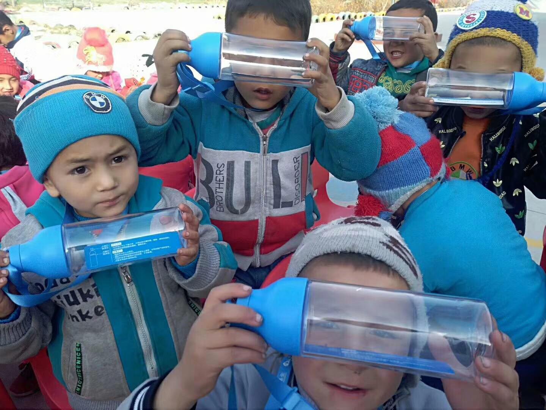 滴滴纯净水  浓浓扶贫情 ——记新疆扶贫与净水计划助力脱贫攻坚