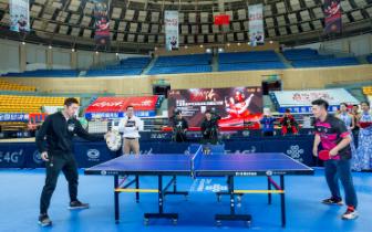 """""""乒乓在沃""""第六届中国联通乒乓球挑战赛全国总决赛圆满落幕"""