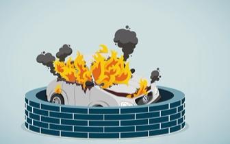 一汽大众被曝多车型自燃频发 在投诉平台位居榜首