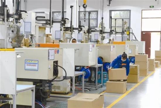 北京产业转移项目在曹妃甸试验生产