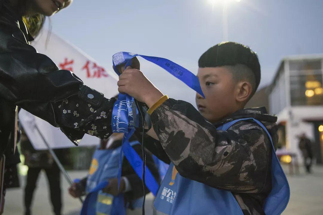 公益心 天路行 网易传媒公益活动在拉萨成功举行
