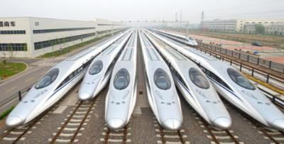从大同到北京1小时40分钟 大张高铁工程开工