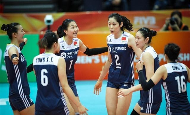 中国女排复怨意大利晋级决赛?数据上望极有能够