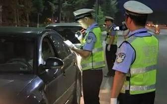 达州公安交警开展吸毒人员驾驶机动车集中整治专项行动工作