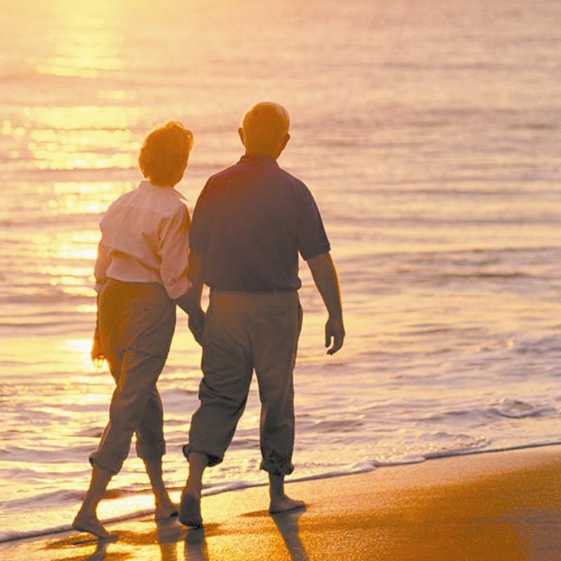 畅聊:男性平均寿命短真是因为压力太大?