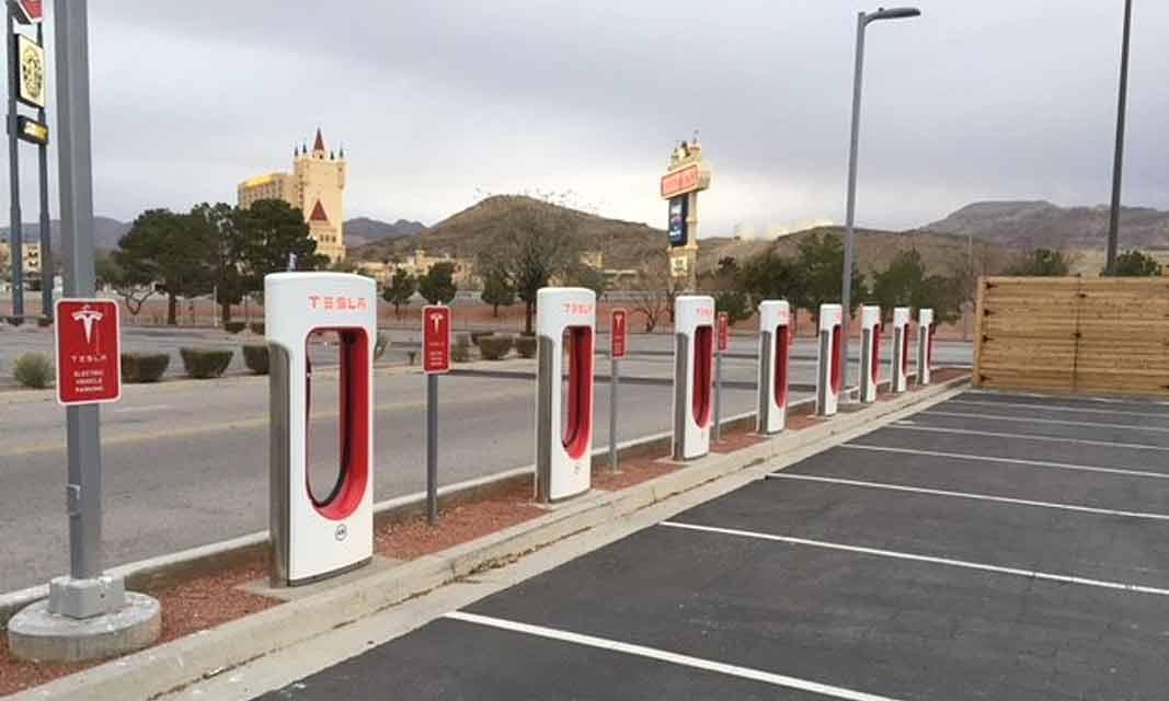 """外媒:特斯拉Supercharger是建立充氢站网络""""模板"""""""