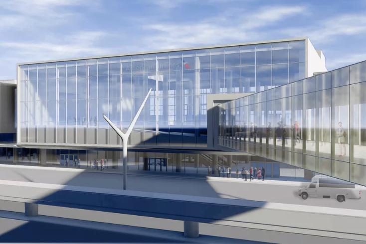 美航在洛杉矶国际机场启动16亿美元改造项目