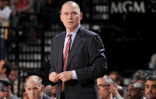 掘金宣布续约主教练麦克-马龙 将执教至2021赛季