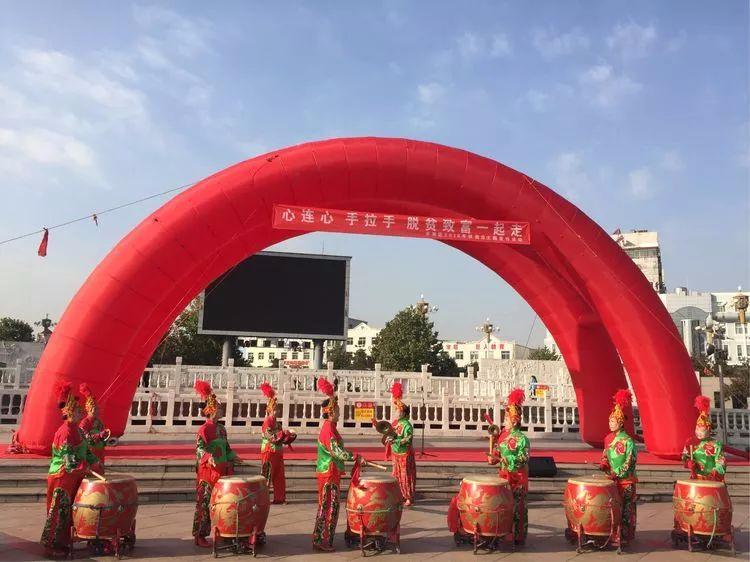 扶贫日丨丰南区发起社会扶贫总动员!