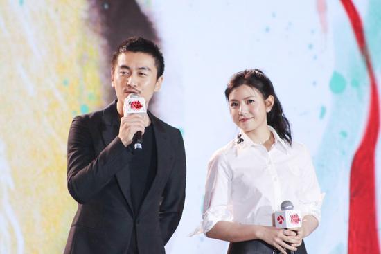 陈晓陈妍希为新剧造势 蔡依林加盟江苏卫视跨年晚会
