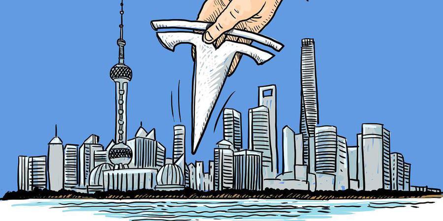 特斯拉在跌宕中拿下上海工厂 蔚来们仅剩两年窗口期