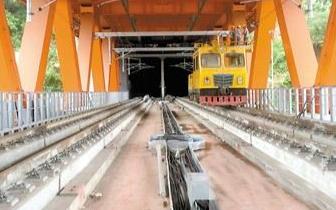 好消息!今起重庆轨道6号线礼嘉至蔡家区段恢复运营