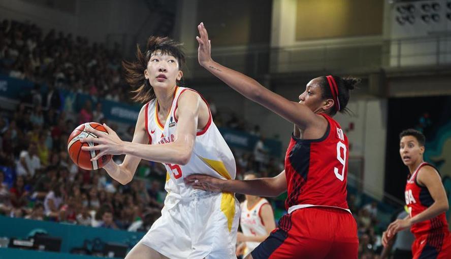 来自河南加盟同一支球队 女版周琦逐梦WCBA