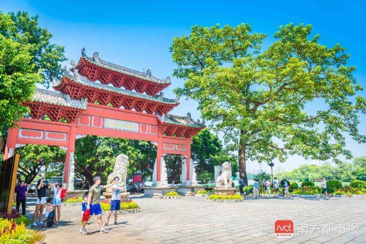 惠州西湖景区拟确定为国家5A级旅游景区