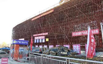 全力推进项目建设 中国中铁助力吉林振兴
