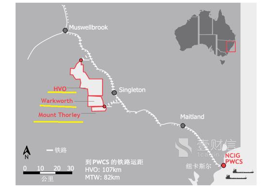 兖州煤业掷63亿收购澳洲煤矿  污染严重被点名