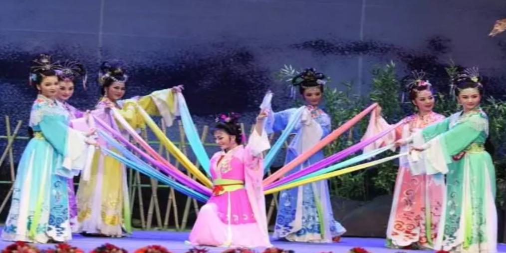 11月1日晚 孝感东站广场《天仙配》将惊艳亮相!