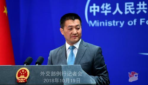 中国与东盟为何在东南亚举行联合军演?外交部回应