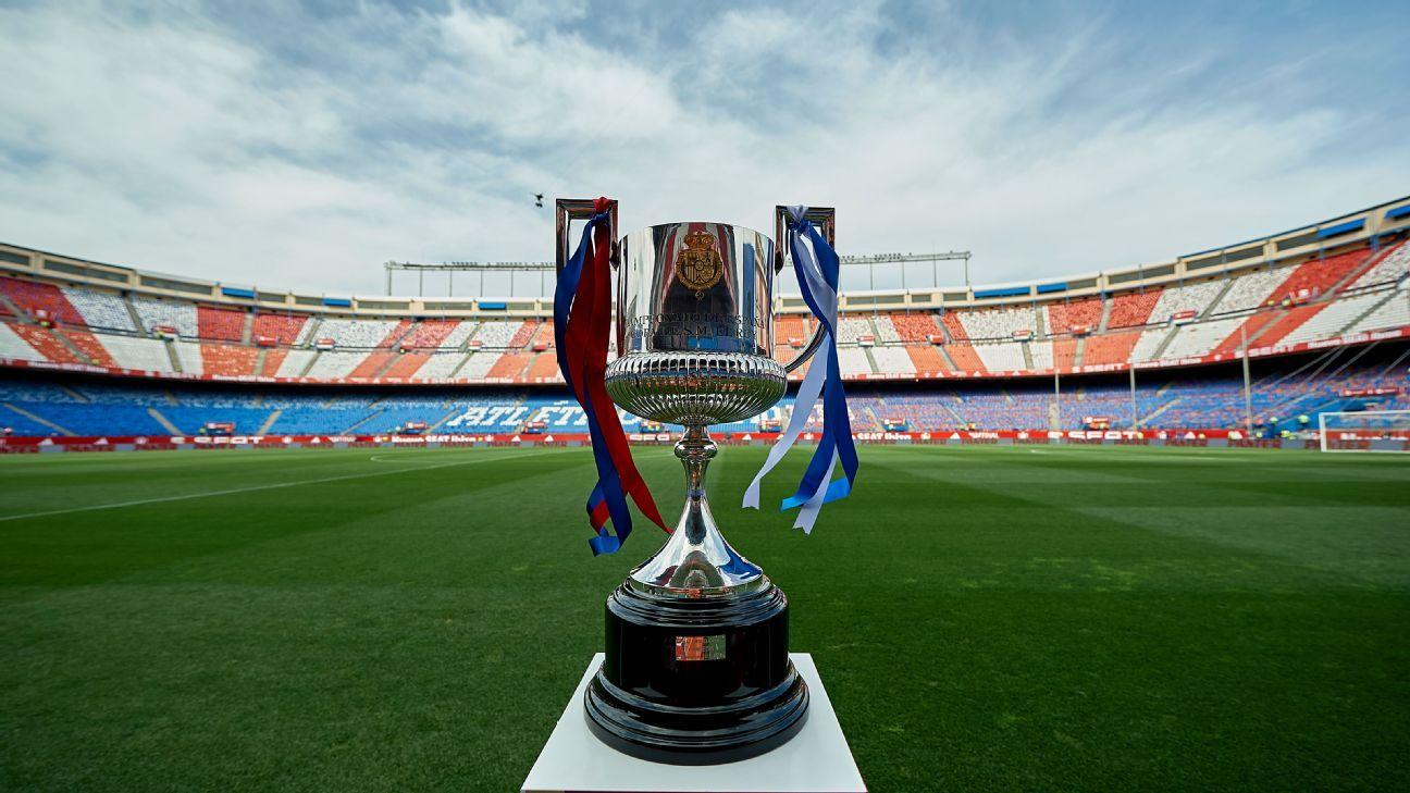国王杯1/16决赛抽签结果出炉 巴萨皇马遇西乙B球队