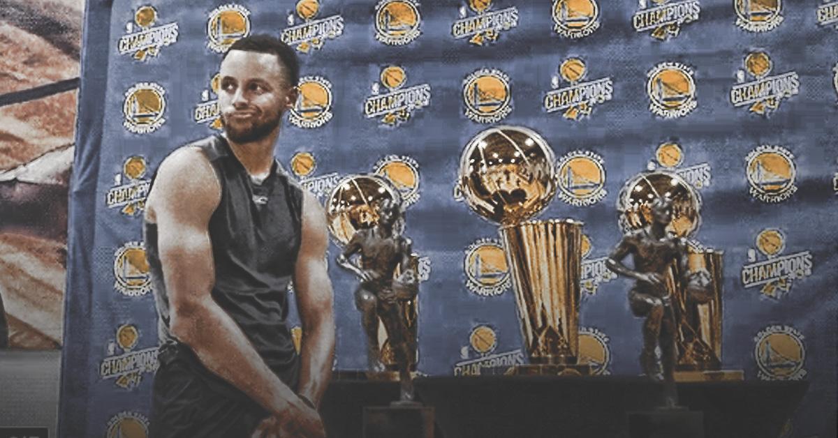 库里谈MVP:我不被看好因缺乏故事性 我更在乎冠军