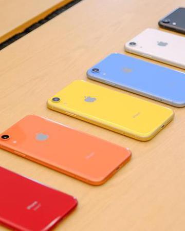 iPhone XR:六色多彩 丝毫不惧安卓旗舰