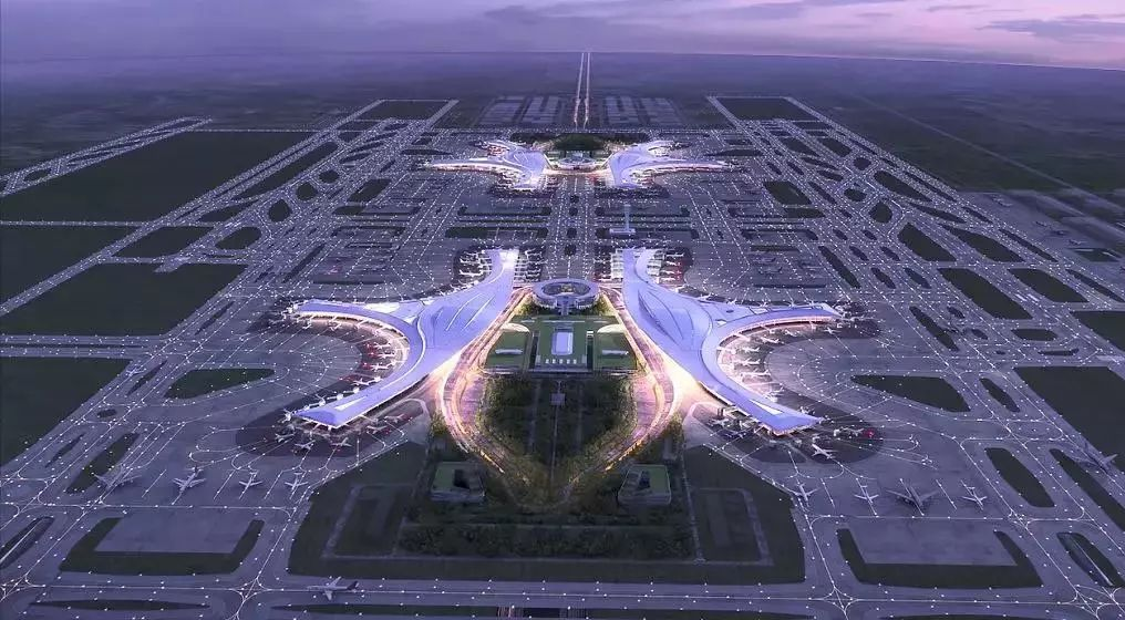 天府机场内部设计曝光 2020年成都人这样