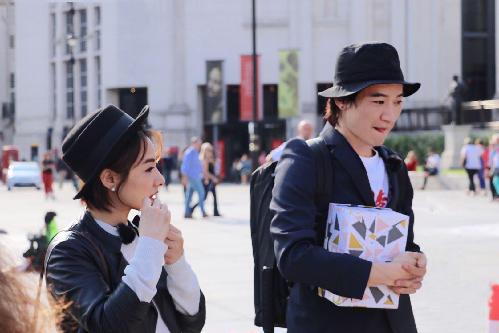 怎么了?刘璇现身伦敦街头 奥运冠军竟靠卖艺赚钱