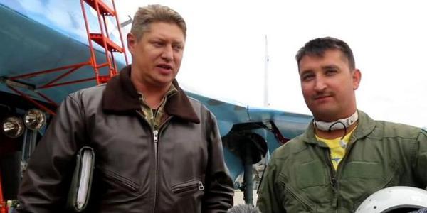乌苏-27坠毁美军飞行员丧生经过