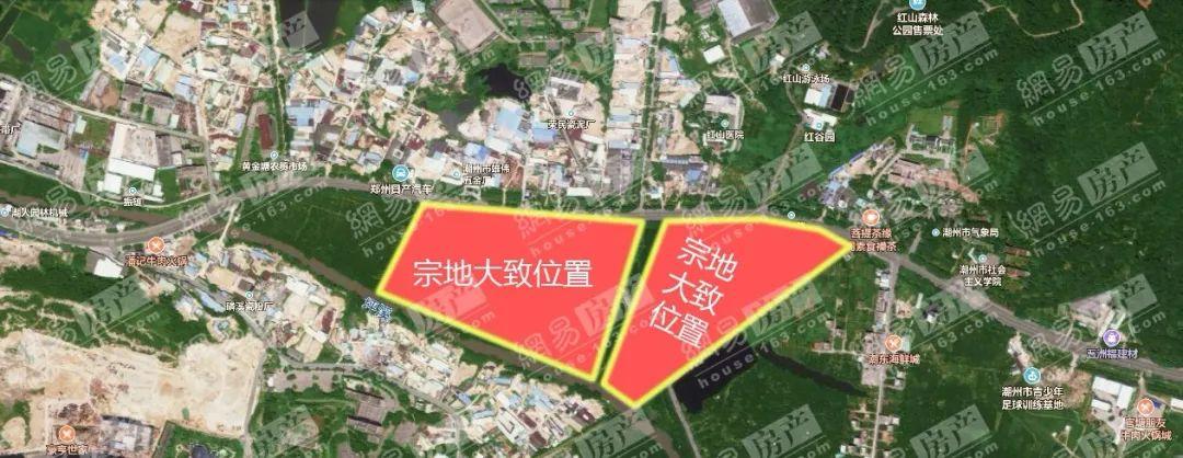 起拍价高达8.8亿的232亩韩东新城商住地,无人问津遭流拍!