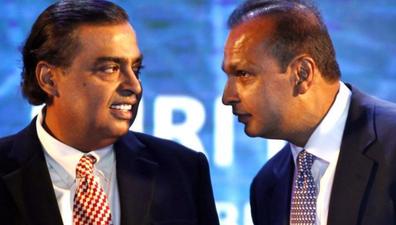 印度首富身家超马云 在本国打4G价格战