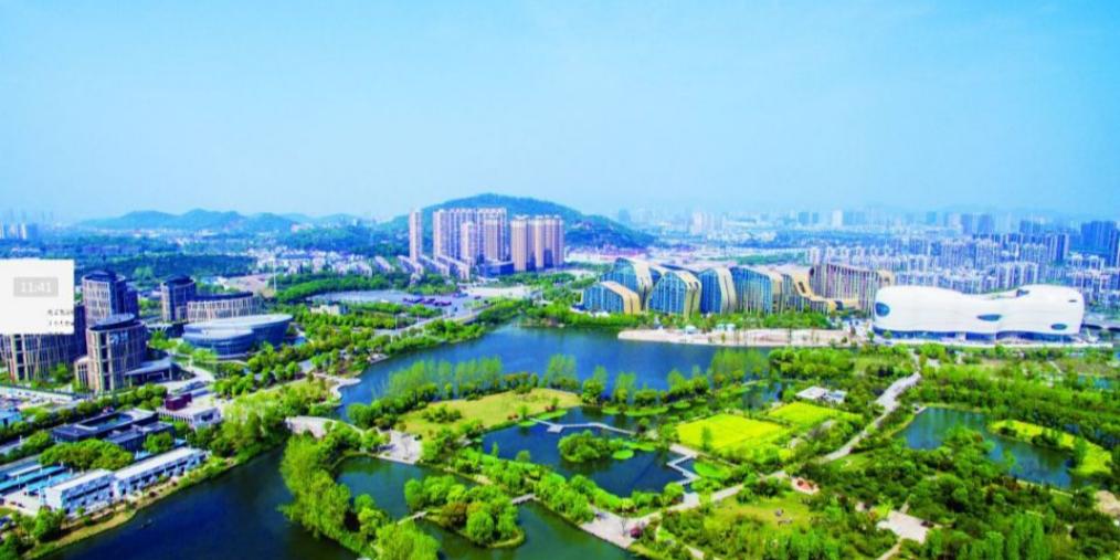 本周六,杭州有个新公园要跟你见面了!