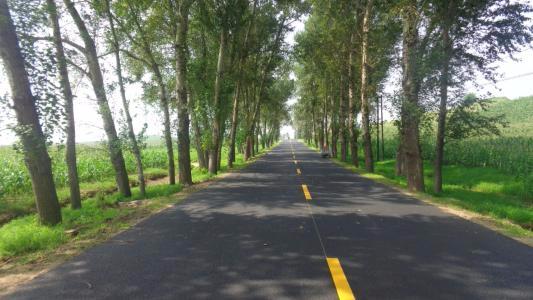 唐山市新建、改建农村公路400公里