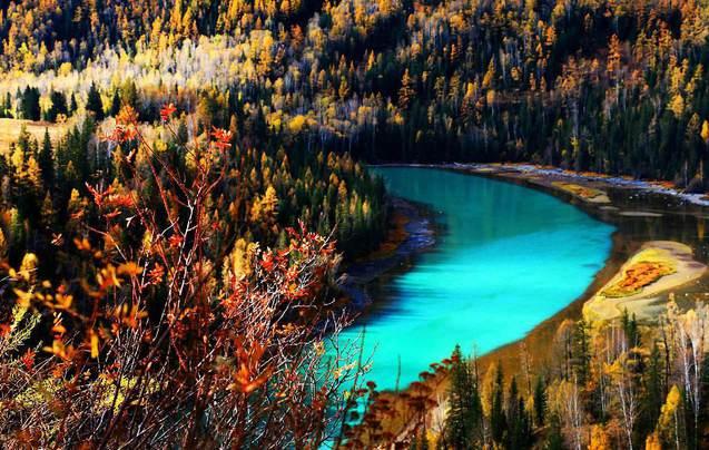 最适合秋季旅行的目的地 美到让人窒息!