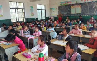 孝昌县教育局教研室走进陡山乡城南中学视导
