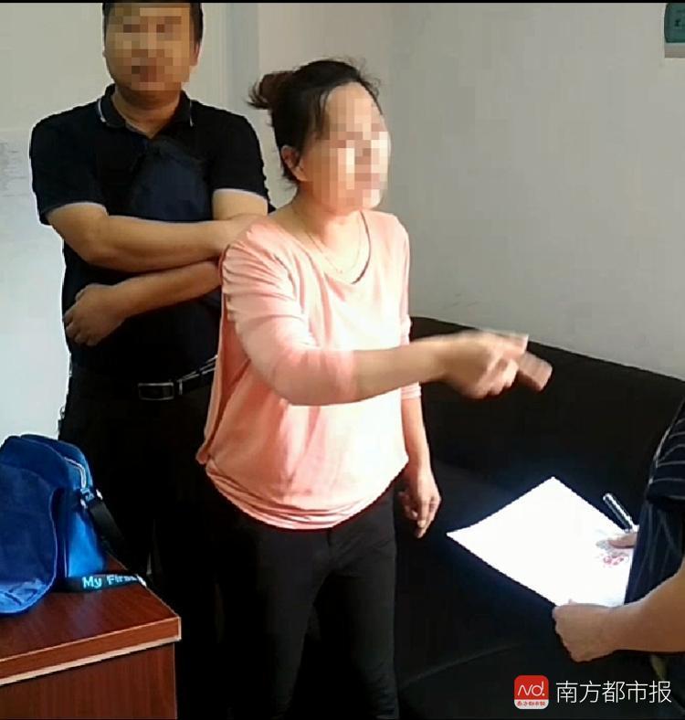 深圳一对夫妻房产被查封大闹法庭:跳楼给你们看