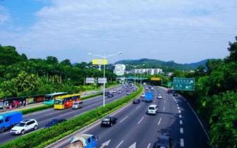 龙岗大道部分车道将封闭3年 深圳东站公交绕行调整