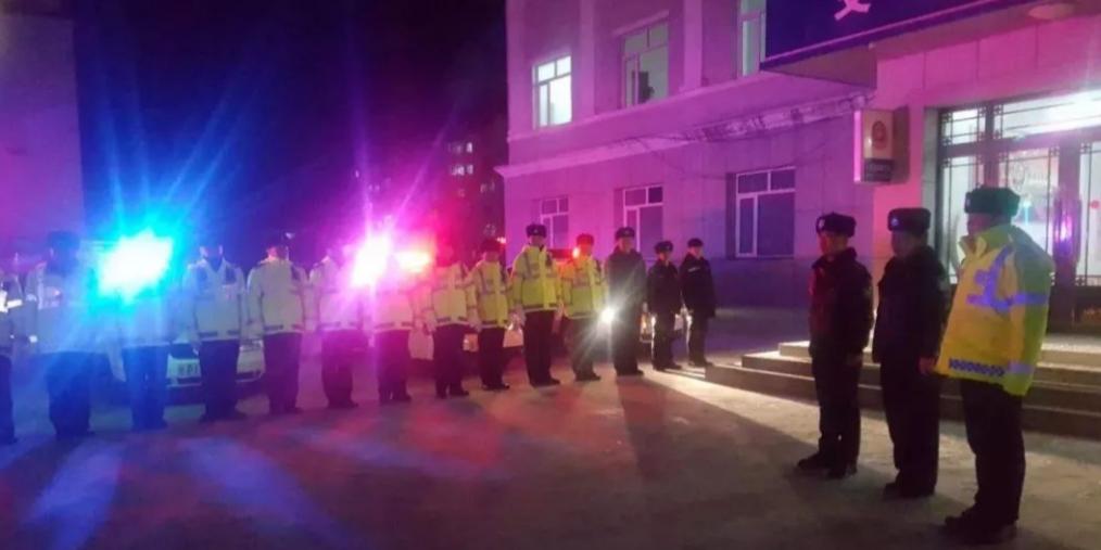 松岭内景区免费对全国公安民警开放