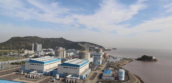 中国最大核电基地 累计发电5000亿千瓦时