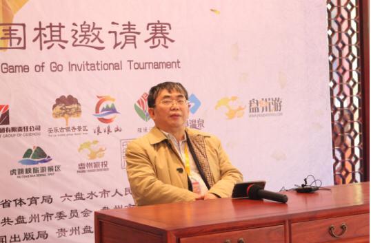 中国-东盟围棋赛开赛 林建超聂卫平常昊到场加油