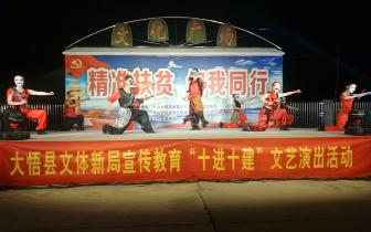 河口镇爱心志愿者团队开展重阳送温暖活动