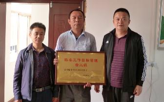 孝昌县第一家村级档案规范化工作通过验收
